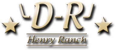 D-R Henry Ranch Logo
